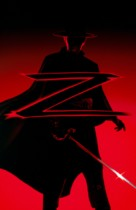 The Mask Of Zorro - Key art (xs thumbnail)