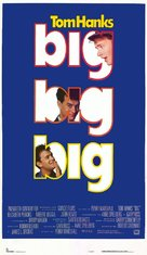 Big - Italian Movie Poster (xs thumbnail)