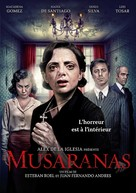 Musarañas - French DVD movie cover (xs thumbnail)