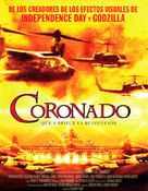 Coronado - Spanish Movie Poster (xs thumbnail)