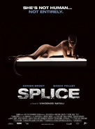 Splice - Canadian Movie Poster (xs thumbnail)