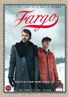 """Fargo"" - Danish DVD cover (xs thumbnail)"