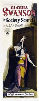 A Society Scandal - Movie Poster (xs thumbnail)