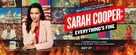 Sarah Cooper: Everything's Fine - Movie Poster (xs thumbnail)