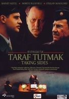 Taking Sides - Turkish Movie Cover (xs thumbnail)