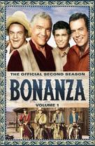 """""""Bonanza"""" - DVD cover (xs thumbnail)"""