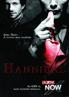 """Hannibal"" - Hungarian Movie Poster (xs thumbnail)"