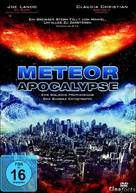 Meteor Apocalypse - German Movie Cover (xs thumbnail)