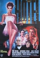 Hotel - German Movie Poster (xs thumbnail)