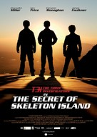 The Three Investigators and the Secret of Skeleton Island - International Movie Poster (xs thumbnail)