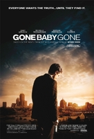 Gone Baby Gone - British poster (xs thumbnail)
