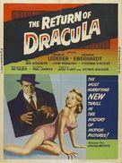 The Return of Dracula - Movie Poster (xs thumbnail)