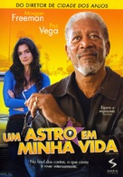 10 Items or Less - Brazilian DVD movie cover (xs thumbnail)