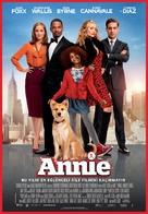Annie - Turkish Movie Poster (xs thumbnail)