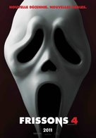 Scream 4 - Canadian Movie Poster (xs thumbnail)