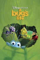 A Bug's Life - DVD movie cover (xs thumbnail)