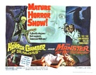 The Manster - Combo poster (xs thumbnail)