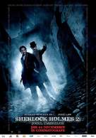 Sherlock Holmes: A Game of Shadows - Romanian Movie Poster (xs thumbnail)