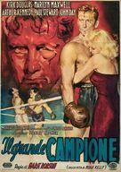 Champion - Italian Movie Poster (xs thumbnail)