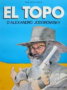 El topo - French Movie Poster (xs thumbnail)