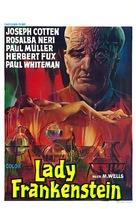 La figlia di Frankenstein - Belgian Movie Poster (xs thumbnail)
