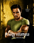 A Streetcar Named Desire - Hungarian Movie Poster (xs thumbnail)
