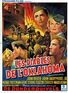 Thunderbirds - Belgian Movie Poster (xs thumbnail)