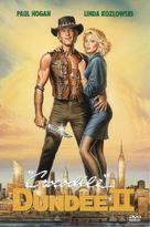 Crocodile Dundee II - DVD movie cover (xs thumbnail)
