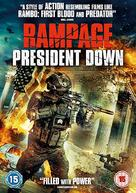 Rampage: President Down - British Movie Cover (xs thumbnail)