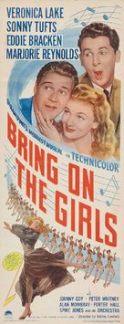 Bring on the Girls - Movie Poster (xs thumbnail)