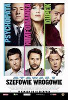 Horrible Bosses - Polish Movie Poster (xs thumbnail)