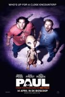 Paul - Dutch Movie Poster (xs thumbnail)
