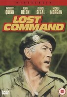 Lost Command - Movie Cover (xs thumbnail)