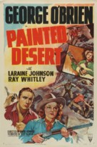 Painted Desert - Re-release poster (xs thumbnail)