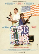 God Bless America - French Movie Poster (xs thumbnail)