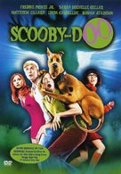 Scooby-Doo - French DVD movie cover (xs thumbnail)