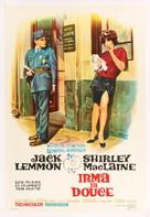 Irma la Douce - Argentinian Movie Poster (xs thumbnail)