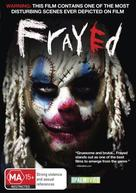Frayed - Australian DVD cover (xs thumbnail)