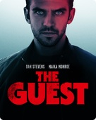The Guest - Blu-Ray cover (xs thumbnail)