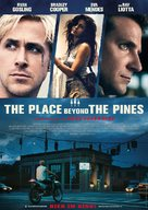 The Place Beyond the Pines - German Movie Poster (xs thumbnail)
