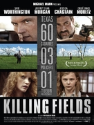 Texas Killing Fields - French Movie Poster (xs thumbnail)