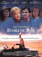 The Evening Star - French Movie Poster (xs thumbnail)