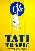 Trafic - Swedish Movie Poster (xs thumbnail)