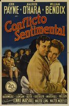 Sentimental Journey - Argentinian Movie Poster (xs thumbnail)