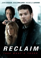 Reclaim - Canadian DVD cover (xs thumbnail)
