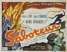 Saboteur - Movie Poster (xs thumbnail)