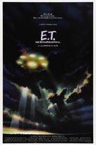 E.T.: The Extra-Terrestrial - Movie Poster (xs thumbnail)