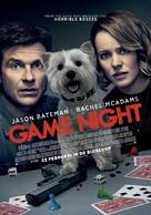 Game Night - Dutch Movie Poster (xs thumbnail)