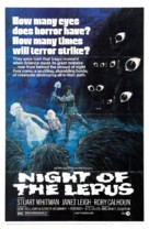 Night of the Lepus - Movie Poster (xs thumbnail)