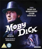 Moby Dick - British Blu-Ray movie cover (xs thumbnail)